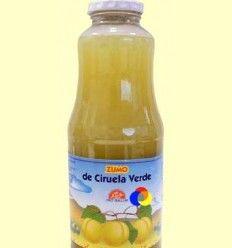 Zumo de Ciruela Verde - Int-Salim - 1 litro