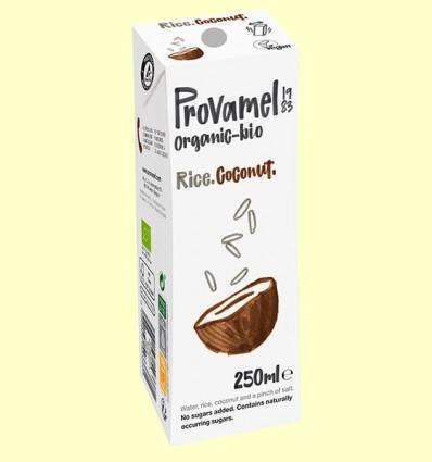 Bebida de Arroz y Coco Bio - Provamel - 250 ml