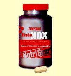 FisioNox - Mejora el esfuerzo y la Recuperación - NutriSport - 200 comprimidos