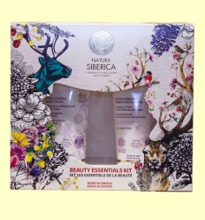 Pack Beauty Essentials Reafirmante - Natura Siberica - 2 x 75 ml