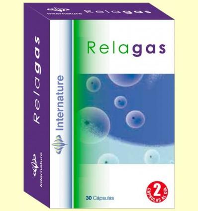Relagas - Internature - 30 cápsulas