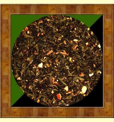 Kashmiri Tea - Mezcla de Té Negro y Té Verde con Especias - 100 gramos