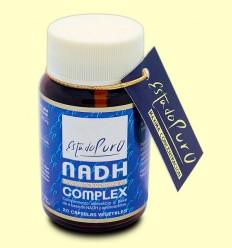 NADH Complex - Memoria, concentración - Tongil - 20 cápsulas
