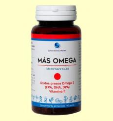 Más Omega Punto Rojo - Mahen - 90 perlas