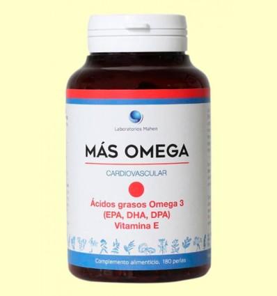 Más Omega Punto Rojo - Mahen - 180 perlas