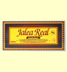 Jalea Real Bebible 1500 mg - Mielar - 20 ampollas