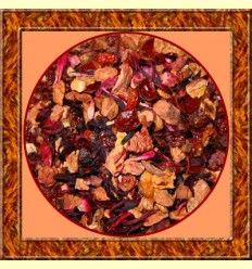 Infusión de Frutas de Fresa con Kiwi 100 gramos