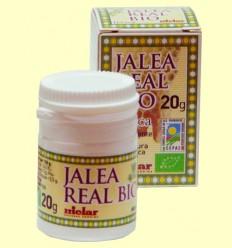 Jalea Real Fresca Bio - Mielar - 20 gramos