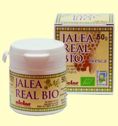 Jalea Real Fresca Bio - Mielar - 50 gramos