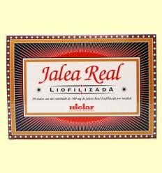 Jalea Real Liofilizada 300 mg - Mielar - 20 viales