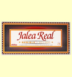 Jalea Real Liofilizada 500 mg - Mielar - 20 viales