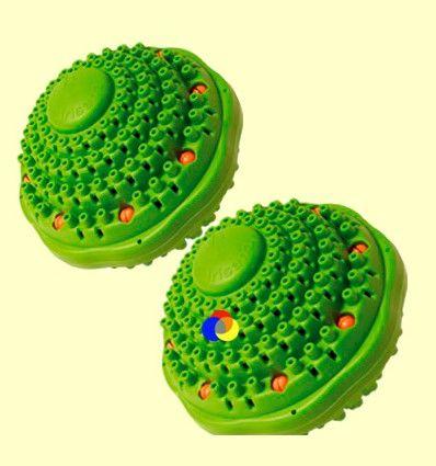 Ecobola de Lavar - Sin productos químicos - Grupo Irisana - Pack 2 bolas