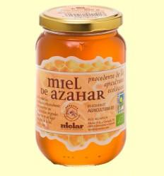 Miel de Azahar Bio - Mielar - 500 gramos