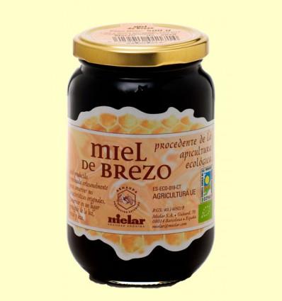 Miel de Brezo Bio - Mielar - 500 gramos