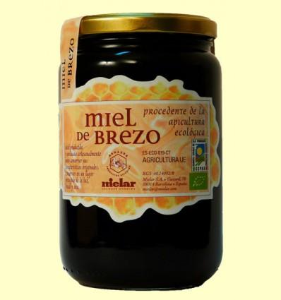Miel de Brezo Bio - Mielar - 1 kg