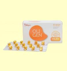 Oligen (DHA 80%) - Ifigen - 60 cápsulas