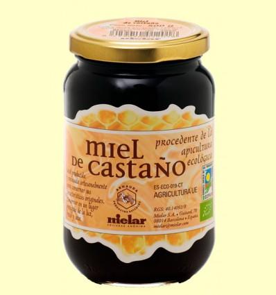 Miel de Castaño Bio - Mielar - 500 gramos