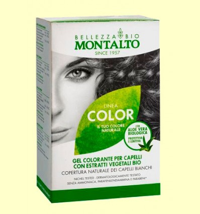 Tinte Rubio Muy Claro 9.0 Montalto - Santiveri
