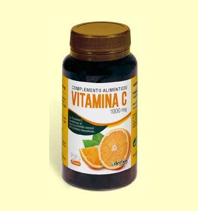 Vitamina C 1000 mg - Derbós - 60 cápsulas