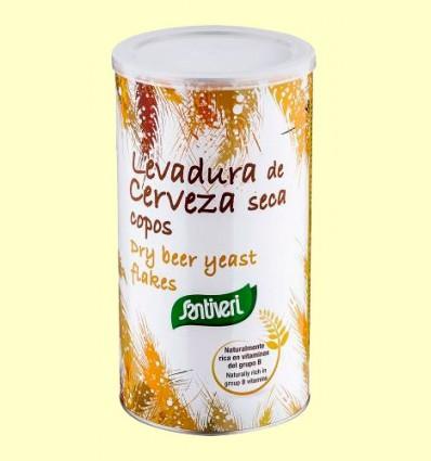 Levadura Cerveza Seca en Copos - Santiveri - 200 gramos