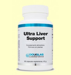 Ultra Liver Support - Laboratorios Douglas - 60 cápsulas