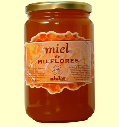 Miel Milflores - Mielar - 1 kg