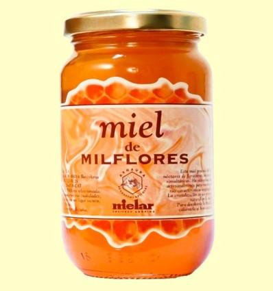 Miel Milflores - Mielar - 500 gramos