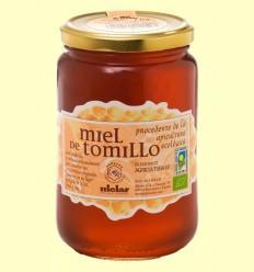 Miel de Tomillo Bio - Mielar - 1 kg