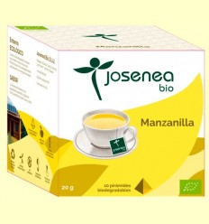Manzanilla Bio - Josenea - 10 pirámides