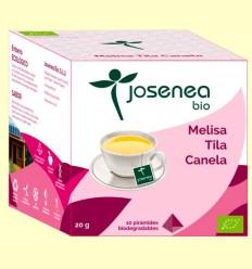 Melisa Tila Canela Bio - Josenea - 10 pirámides