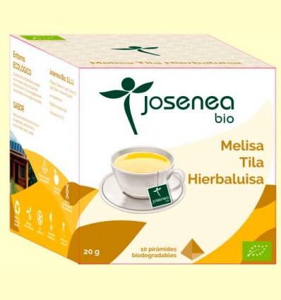 Melisa Tila Hierbaluisa Bio - Josenea - 10 pirámides