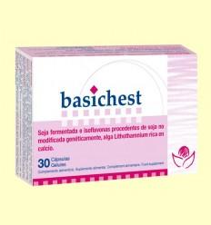 Basichest - Bioserum - 30 cápsulas