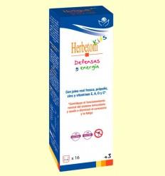 Herbetom Kids - Defensas y Energía - Bioserum - 250 ml