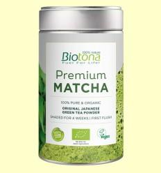 Matcha Extra Premium Bio - Biotona - 80 gramos