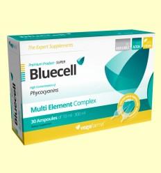 Super BlueCell - Vegafarma - 30 ampollas