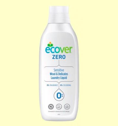 Detergente Líquido Prendas Delicadas Zero - Ecover - 1 litro