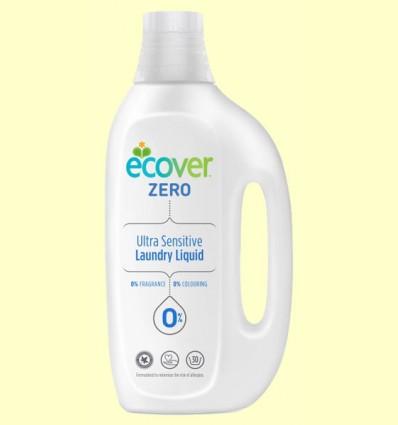 Detergente Líquido Prendas Delicadas Zero - Ecover - 1,5 litros