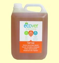 Friegasuelos Aceite de Lino - Ecover - 5 litros