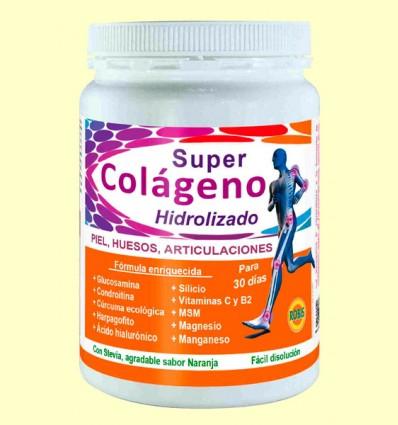 Súper Colágeno Hidrolizado - Robis Laboratorios - 300 gramos