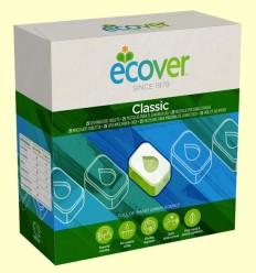 Lavavajillas Máquina Classic - Ecover - 25 tabletas