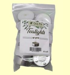 REGALO - Tealights 10 unidades