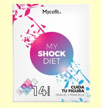 My Shock Diet - Mycofit - 14 sticks