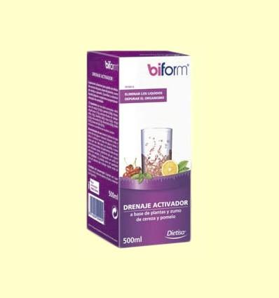 Biform Drenaje Activador - Biform- 500 ml