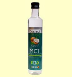 Aceite coco MCT Keto - Drasanvi - 500 ml