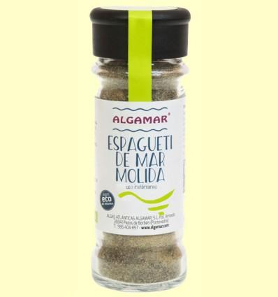 Alga Espagueti de Mar Molida - Algamar - 70 gramos