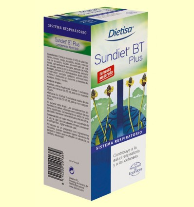 Sundiet BT Plus - Dietisa - 500 ml