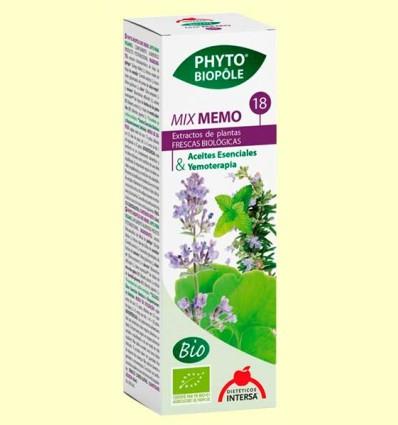 Phyto-Biopôle N18 Mix Memo - Intersa - 50 ml