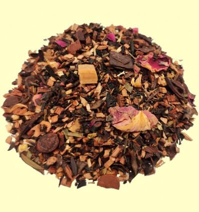 Mezcla de Honeybush y Tarta de Chocolate