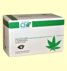 Aceite de Cannabis 1000 mg - CFN - 60 cápsulas