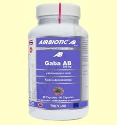 Gaba AB 300 mg - Airbiotic - 90 cápsulas